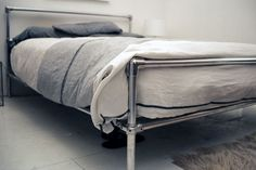 Zeez Bed - aluminum conduit