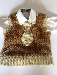 f01796527587 15 Best crochet waistcoat boys images