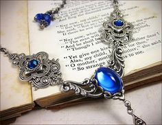 Hey, I found this really awesome Etsy listing at https://www.etsy.com/listing/185903784/renaissance-necklace-medieval-jewelry