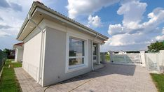 Casa pe parter in Corbeanca | CoArtCo House Foundation, Design Case, Architect Design, House Plans, Shed, Outdoor Structures, Outdoor Decor, Home Decor, South Africa