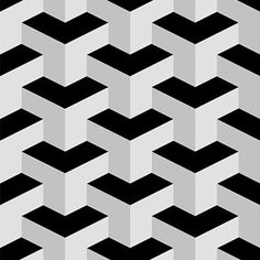 Seamless patterns are a fun and easy way to add some interest to your graphic designs. Patterns, however, can be a bit intimidating to some artists, as it is often challenging to figure out exactly where the pattern repeats. In this tutorial, I will show you how to quickly create a seamless, three-dimensional, geometric pattern in Photoshop. | Difficulty: Beginner; Length: Quick; Tags: Designing, Adobe Photoshop