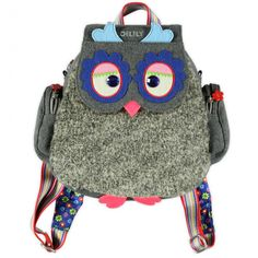 Oilily backpack. Great school bag for the winter.