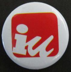 """""""IU"""". La coalició Izquierda Unida (IU), formada per partits republicans i d'esquerra l'any 1986"""
