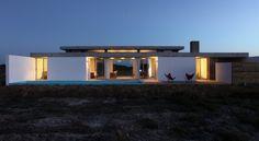 La Compartida, House in Tajamares - A project by LMP Arquitectos