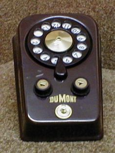 remote control - invented by Nikola Tesla in 1898. This helped people all across the us control their electronic things. Such as the television.