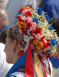 Headwear, Ukraine, from Iryna with love