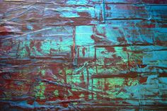 Abstract Art Mixed Media on Canvas (Detail)    ...BTW,Check this out:  http://artcaffeine.imobileappsys.com