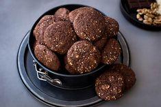 Υγιεινά μπισκότα για παιδιά | Frezyland Sugar Free Desserts, Sweets Recipes, Baby Food Recipes, Food Network Recipes, Cooking Recipes, Cooking Ideas, Cupcake Cakes, Cake Cookies, Sweet Cooking