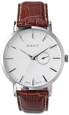 Gant Park Hill II Watch, nice and simple.