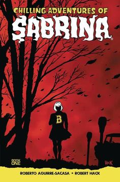 Pre-Order your copy for Frontrunner Comics' October Buddy's Book Club today! On the eve of her sixteenth birthday, the young sorceress Sabrina Spellman finds herself at a crossroads, having to choose