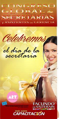 Celebremos! día de la secretaria. Conferencia