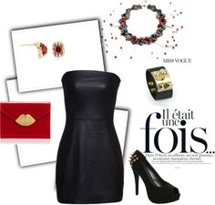 """Rock the Evening"" by diana-luxurygifts on Polyvore"