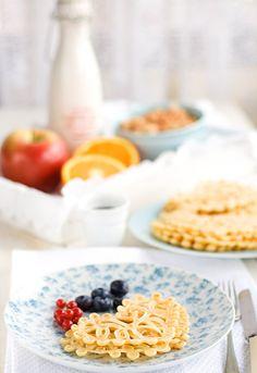 Lace Pancakes :)