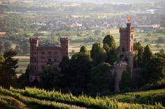 Black Forest,Ortenaukreis, Germany   Schloss Ortenberg