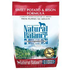 Help Me Choose | Natural Balance Pet Foods