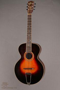 1921 Gibson L-3 sunburst