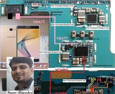 Samsung Charging USB Problem Solution Jumper Ways Samsung J7 Prime, Mobile Phone Repair, Electronic Engineering, Problem And Solution, Jumper, Samsung Galaxy, Usb, Hardware Software, Google Play