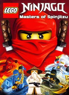 This animated adventure series for kids follows the hero Ninjago as he goes toe to toe with the dark lord Garmadon, forcing the four young Spinjitzu masters, Kai, Jay, Cole, and Zane, to team up with