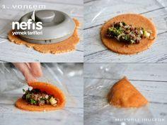 İçli Köfte (2 Basit Yöntem İle) – Nefis Yemek Tarifleri Salsa, Tacos, Mexican, Ethnic Recipes, Food, Bulgur, Gravy, Salsa Music, Restaurant Salsa