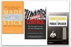 13 books every PR pro should read        For public speaking, crisis management, reading body language, and dealing with the media, these books ought to cover all the bases.