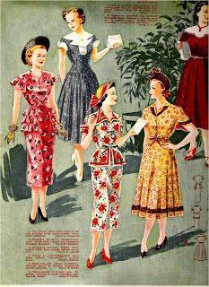 AMARNA IMAGENS: RIGAS MODES (1952 – 1953) Foto Fashion, 1940s Fashion, Fashion History, Vintage Fashion, Jackie Kennedy, Patron Vintage, Female Pictures, Fashion Catalogue, Historical Clothing