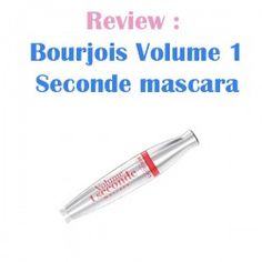 http://www.pintalabios.info/en/reviews/view/en/4 New #review on pintalabios.info Bourjois Volume 1 Seconde mascara Bourjois Volume 1 Seconde mascara  Volume 1 Seconde mascara gives your lashes clump-free, 360°  The unique patented brush is inspired by the professional hair styling brushes with the spherical bristles that wrap lashes for 360° volume and the straight bristles that create a clump free mascara provides a 16 hour hold and the waterproof version provides a 24 hour…