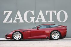 Alfa Romeo TZ3 Stradale By Zagato #Visconti #Alfa #Romeo #Supersport #Conceptcar