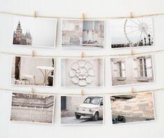 ♥ Polaroids or photos!