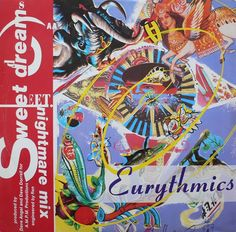 Eurythmics - Sweet Dreams (Nightmare Mix 1990)