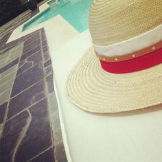Sombrero de playa Pal'Mar . República Dominicana