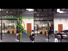 Best bar muscle video I have found #crossfit #fitness #WOD #workout #fitfam #gym #fit #health #training #CrossFitGames #bodybuilding