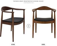 Pottery Barn Montego Turned Leg Dining Table Copycatchic