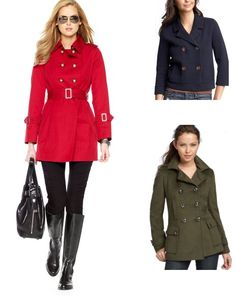 images of petite womens' fashions | Coats for Petite Women (1 ...