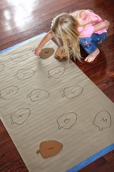 Simple Fall Activities for Toddlers - Toddler Approved