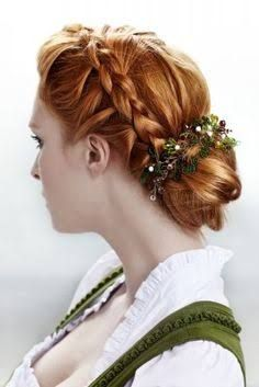 austrian hairstyles - Google Search