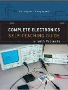 Complete Electronics Self-Teaching Guide with Projects - Free eBook Online