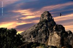 GREECE CHANNEL | METEORA MONOLITH (GREECE, THESSALY, METEORA)