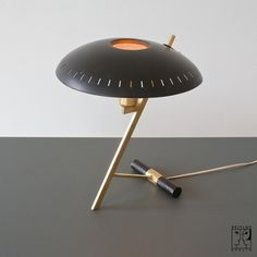 Christian Kalff table lamp for Philips - ZEITLOS – BERLIN