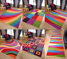 Cheap Colorful Rugs