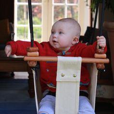 Solvej Organic Baby-Todder Swing
