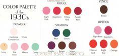 1930s-MAKEUP-color-palette.