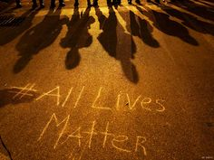 It's Time You Realize #AllLivesMatter Is Racist