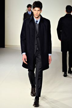 Agnès B. | Fall 2012 Menswear Collection | Style.com
