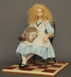 Alice A Return From Madness by Kat Soto 2005