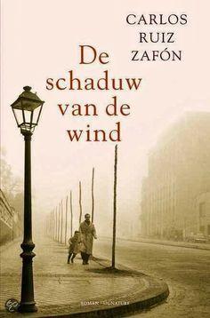 Gietjes Corner: De schaduw van de wind, een aanrader voor elke lezer onder ons!