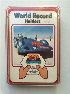 Top Trumps World Record Holders