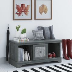 Altra Stone River Storage Bench - Overstock™ Shopping - Great Deals on Altra Benches