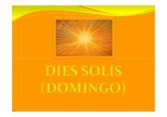 Dies Solis, por Brenda Sánchez