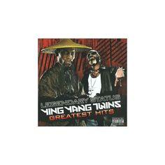 Ying yang twins - Greatest hits [Explicit Lyrics] (CD)