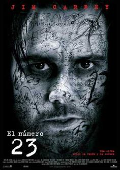 The Number 23 ~~ Jim Carrey psychological thriller with an ending that is nothing short of his understated Christian acting style! Ben Whishaw, Jean Reno, Anthony Hopkins, John Travolta, Jim Carrey Movies, Batman Tv Show, Motivational Speeches, Motivational Videos, Hollywood Actor